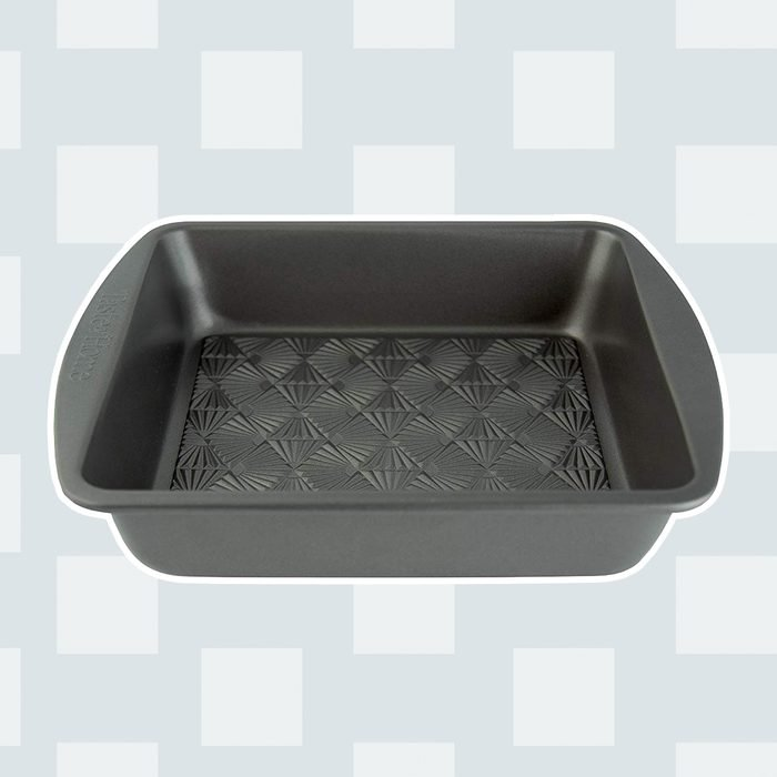 Taste of Home 8-inch Non-Stick Metal Square Baking Pan