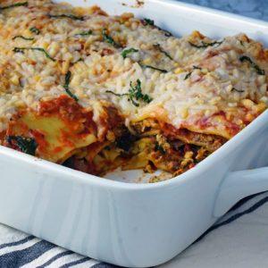 How to Make the Best Vegan Lasagna