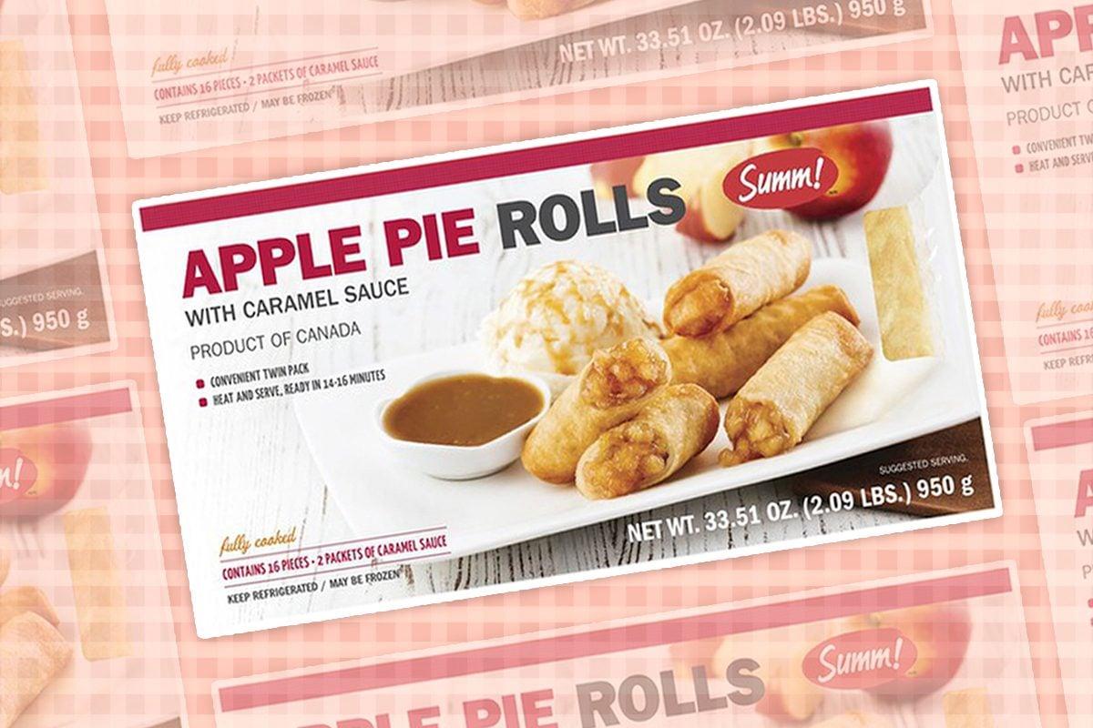 Costco's Apple Pie Spring Rolls Are a Fall Dream Come True