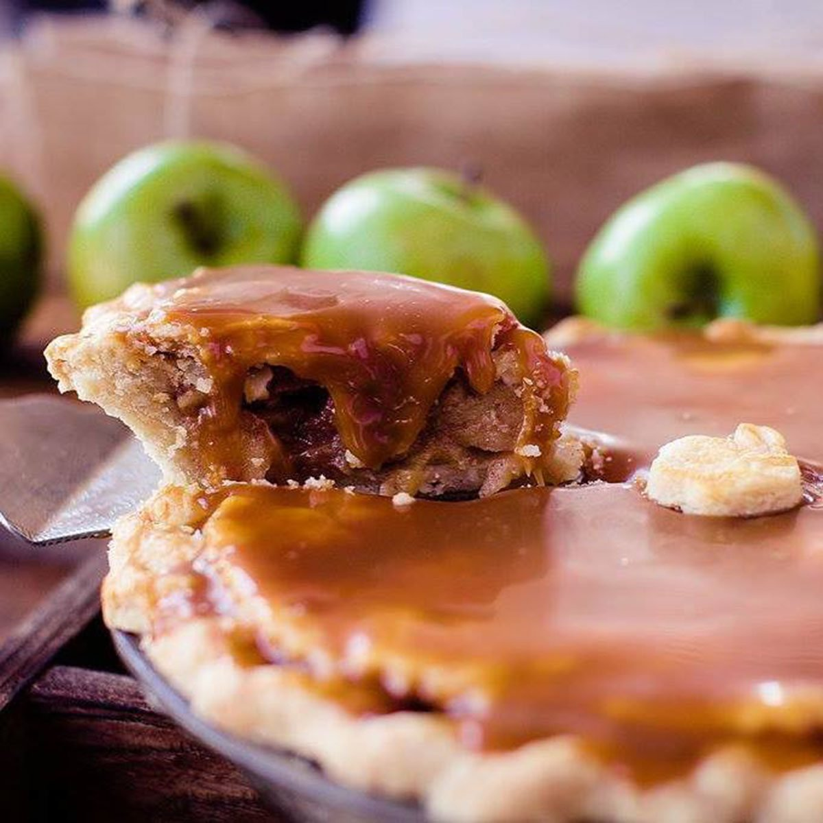 Mix Bakeshop apple pie