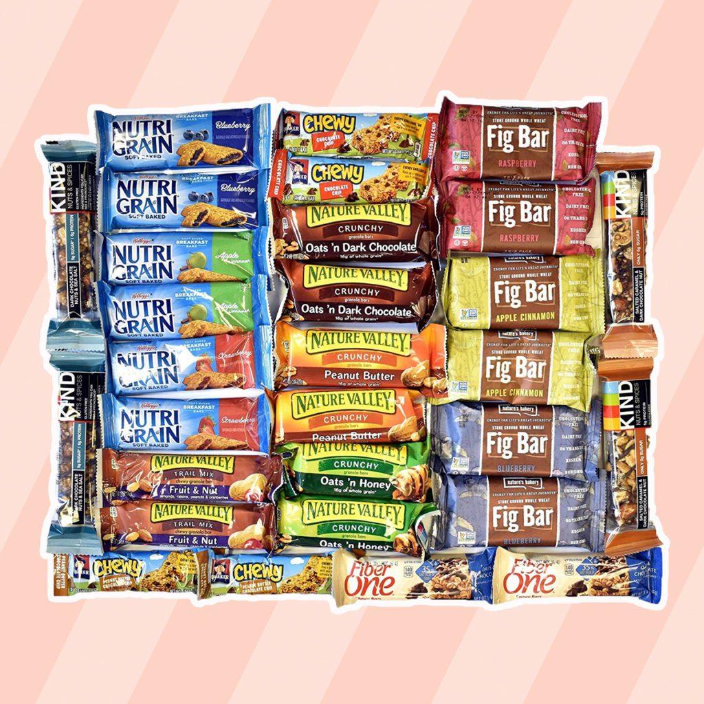 blue ribbon snacks on amazon
