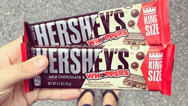 Hershey's New Flavors