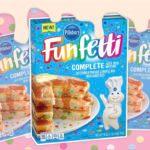 Pillsbury Just Made Breakfast Out of Birthday Cake—Hello, Funfetti Pancake Mix!