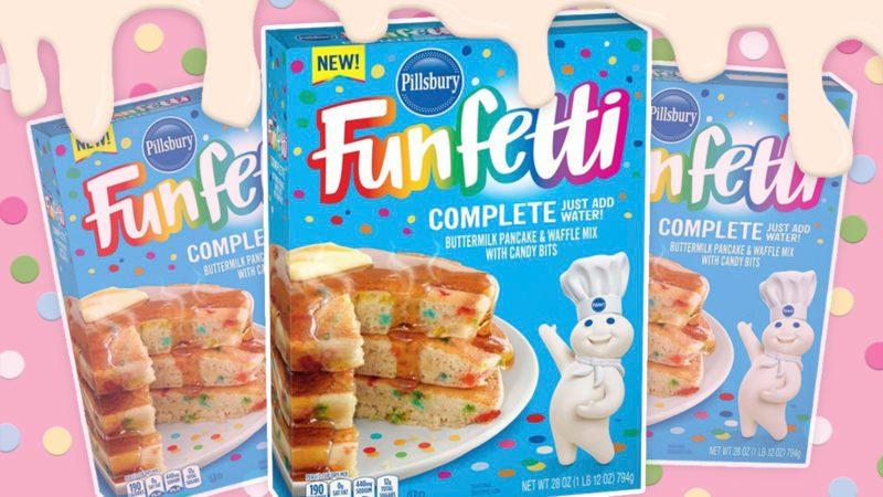funfetti pancake mix