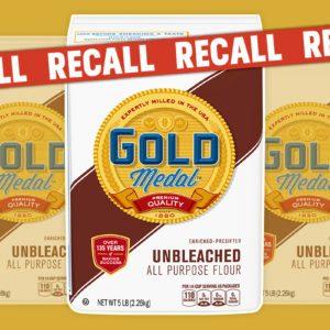 gold medal flour recall number 2