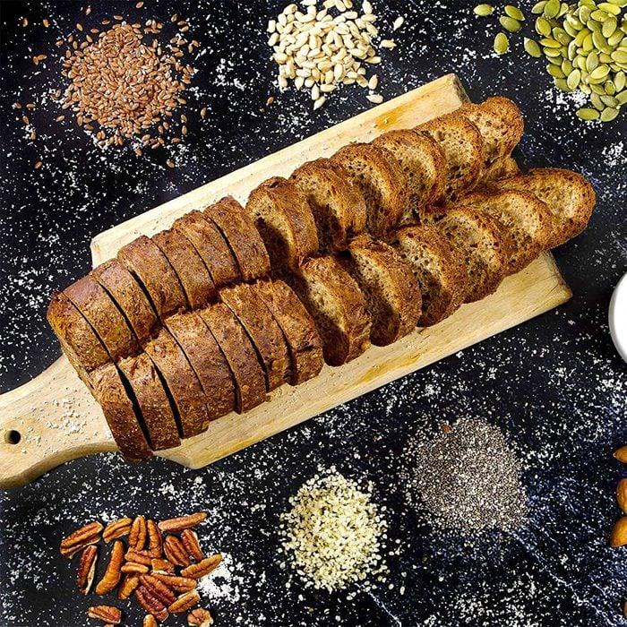 Base Culture Keto Bread