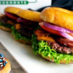 Doughnut Cheeseburgers Are a Beautiful Thing—Here's How to Make 'Em