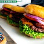 Doughnut Cheeseburgers Are a Beautiful Thing—Here's How to Make 'Em