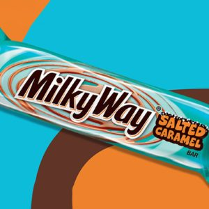 Salted Caramel Milky Way Bars Are the Perfect Combo of Sweet and Salty
