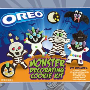 Oreo Created the Perfect Halloween Cookie Kit for Your Little Monsters