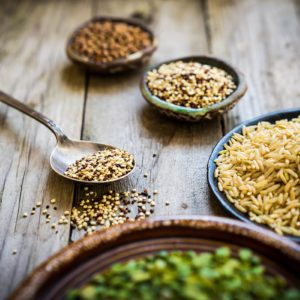 Wild Rice vs. Brown Rice vs. Quinoa—Which Is Best?