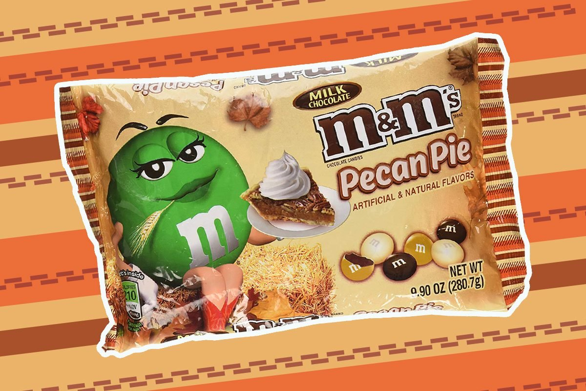 Pecan Pie M&M's Are BACK—for a Limited Time