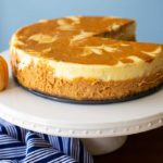 How to Make Our Luscious Pumpkin Spice Cheesecake