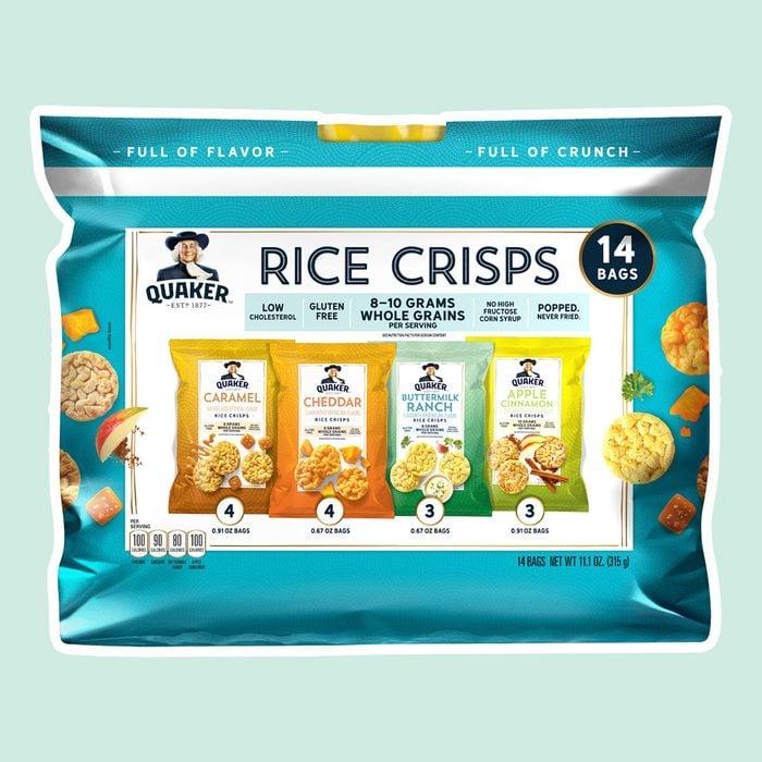 Quaker Gluten Free Rice Crisps