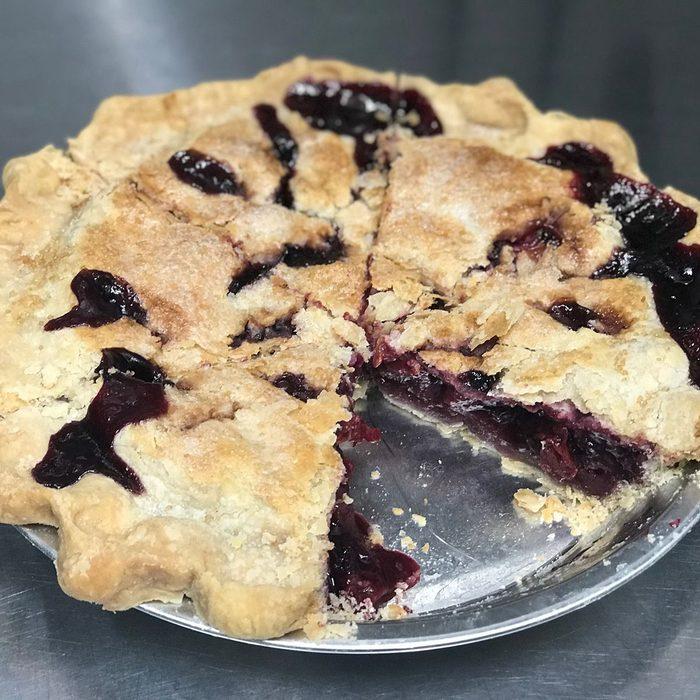 Rule of Pie Bakeshop fruit pie
