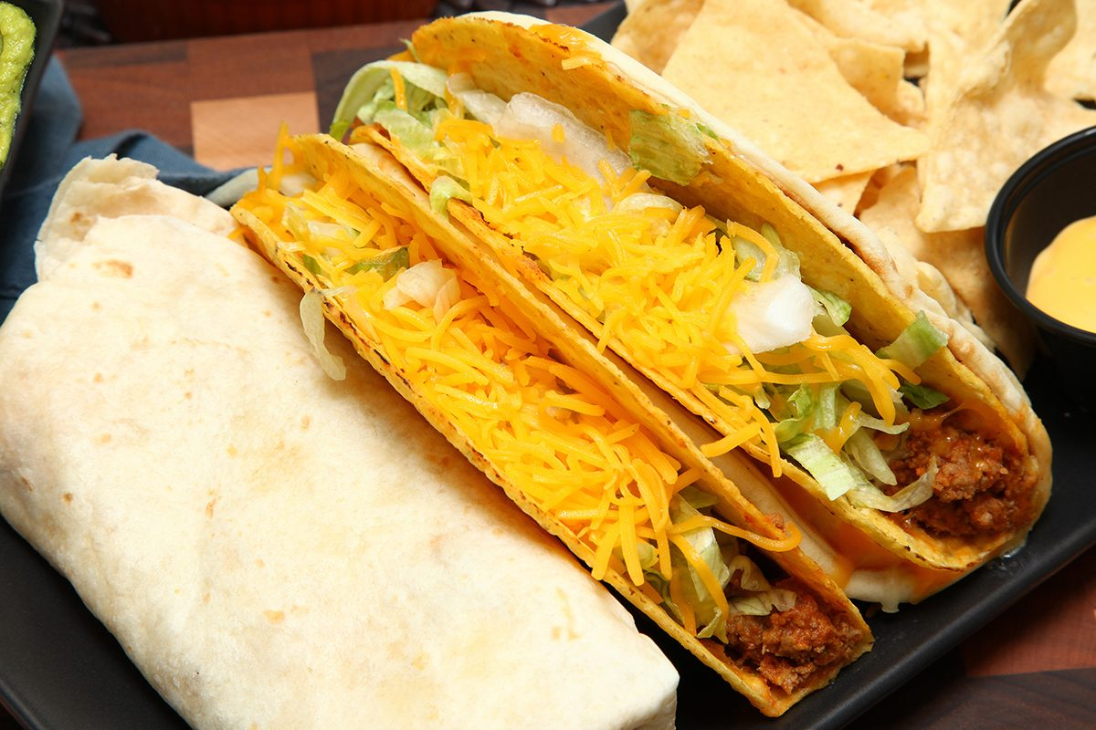 The Healthiest Food at Taco Bell Will Shock You