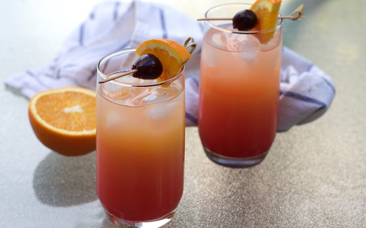The Nonalcoholic Sunrise Cocktail Recipe You Need to Try