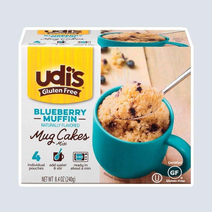 Udis Gluten Free Blueberry Muffin Mix