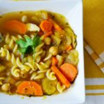 How to Make Comforting Vegan Noodle Soup