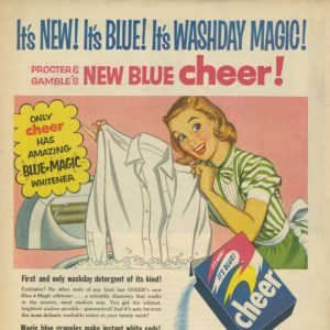 Vintage Ads Show How Grandma Cleaned Her House 50 Years Ago