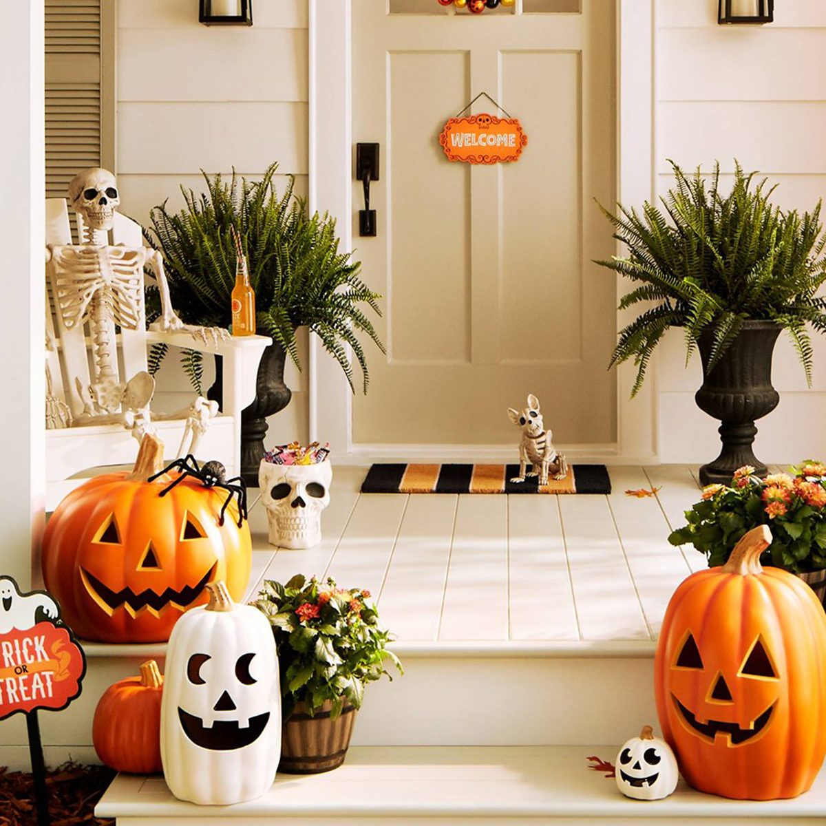 The Cutest (and Spookiest) Halloween Decorations from Target