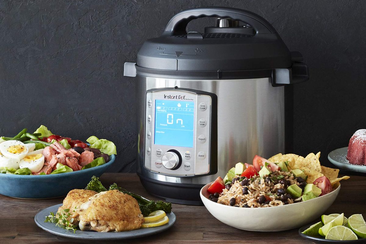 Instant Pot Just Released 10 New Products (And We Want Them All)
