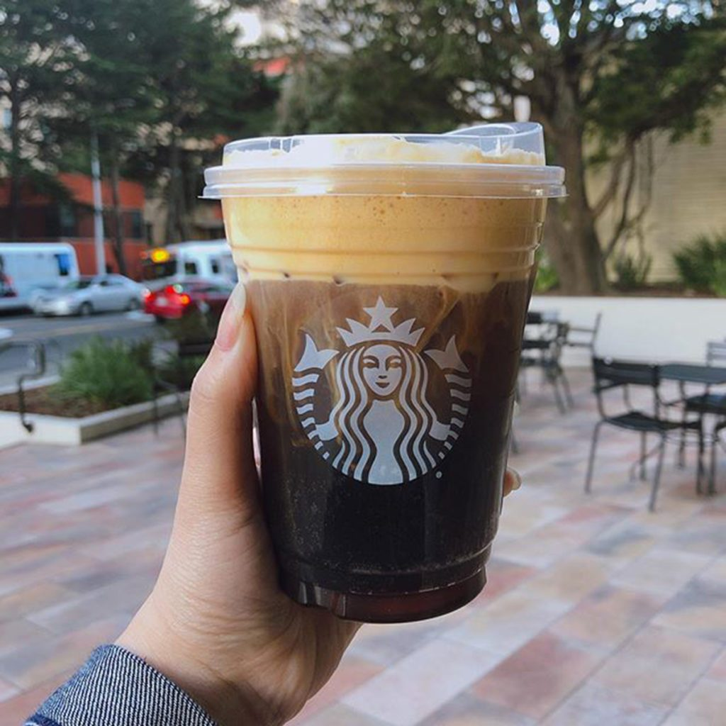 starbucks pumpkin cold brew