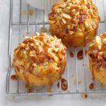 Bacon-Peanut Butter Cornbread Muffins