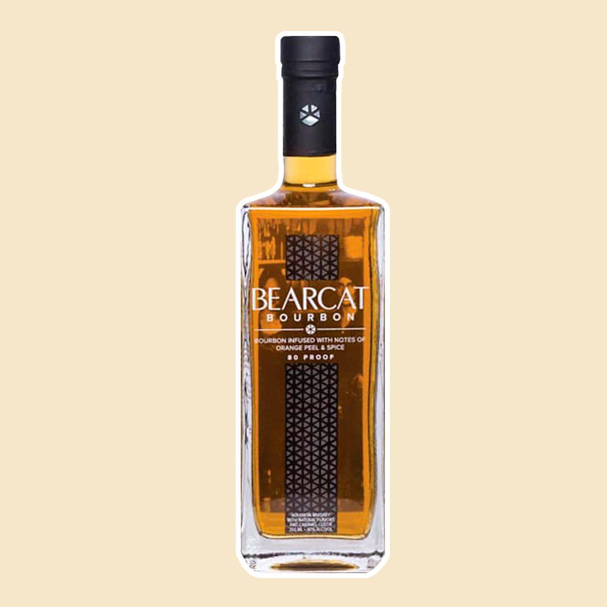 Bearcat Orange Peel & Spice Infused Bourbon