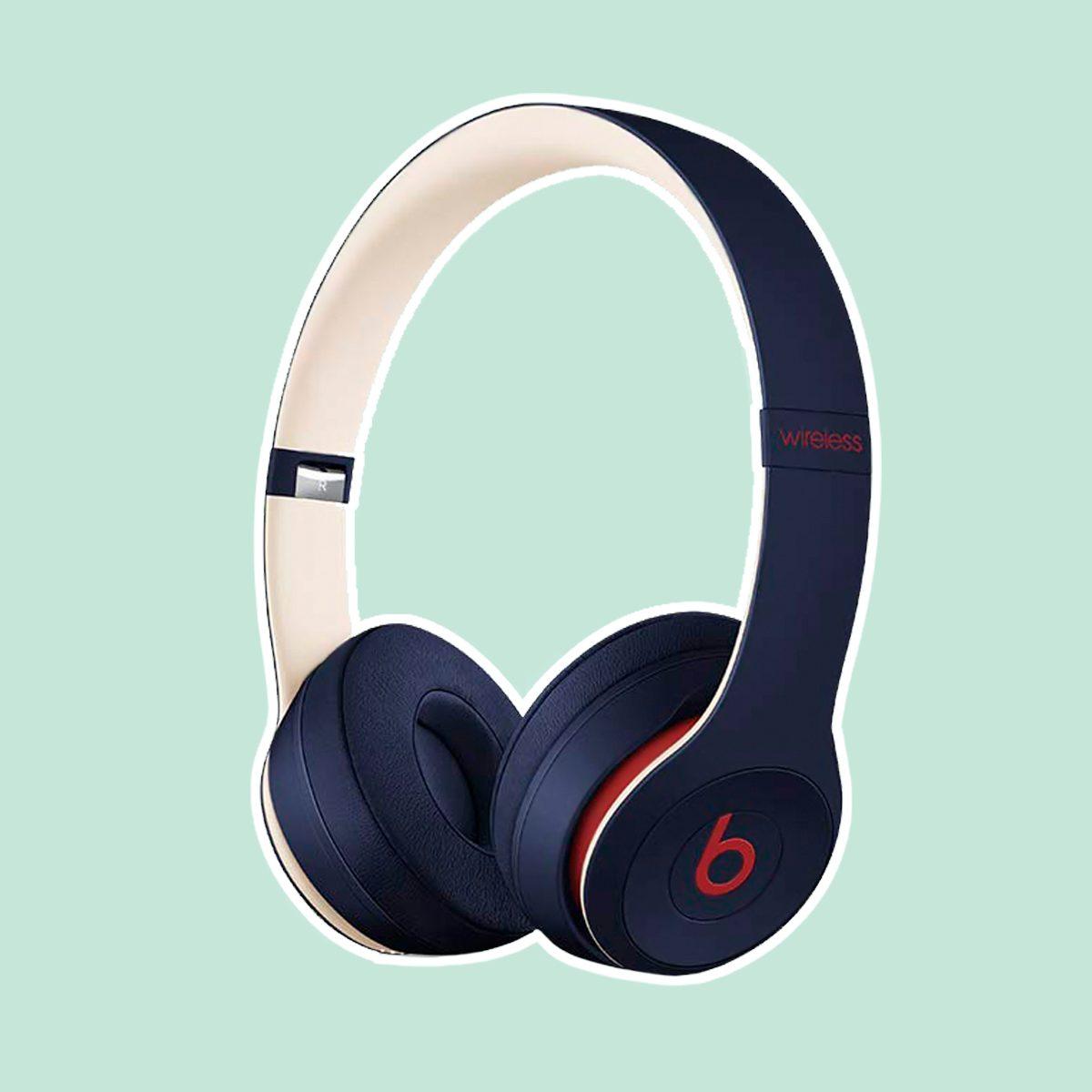 Beats Solo3 Wireless On-Ear Headphones – Beats Club Collection – Club Navy