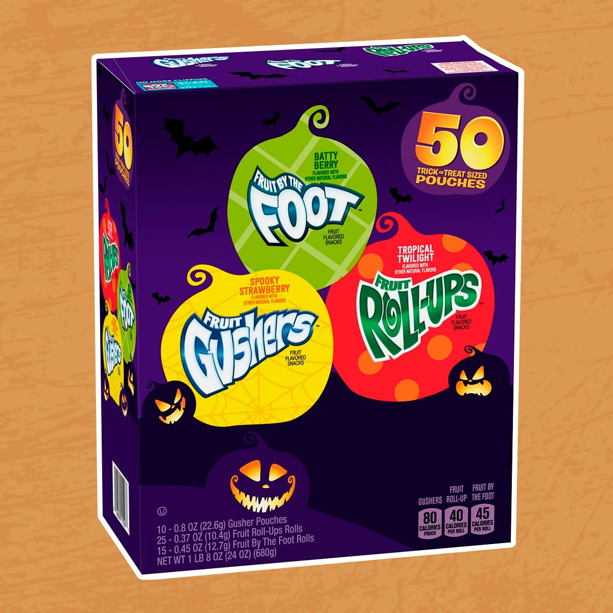 Betty Crocker Fruit Halloween Snacks