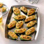 Cajun Crab Poppers