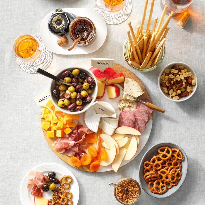 Grazing Gift Guide, Cheese Board
