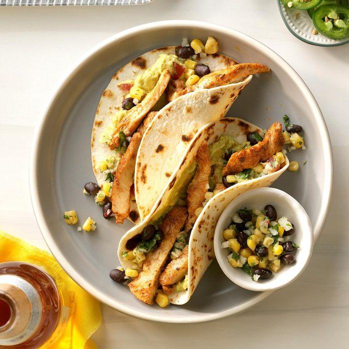 Chicken Tacos With Corn Jicama Salsa Exps Hca19 48615 C01 17 3b