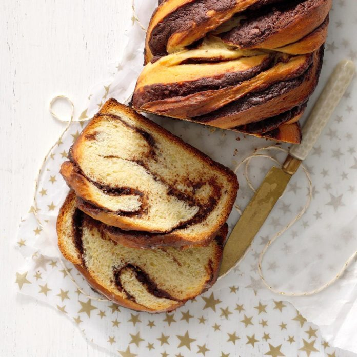 Wisconsin: Chocolate Babka