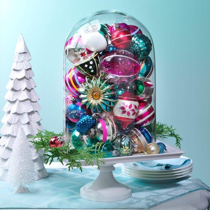 Retro ornaments