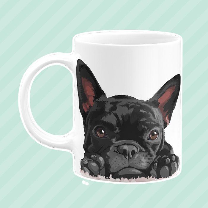 Custom Pet Portrait Mug | Dog Coffee Mug | Pet Coffee Cup | Mother Gift Idea | Custom Cup | Personalized Mug | Dog Lover Gift For Her