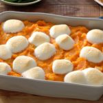 Watch Us Make: Pineapple Sweet Potato Casserole with Marshmallows