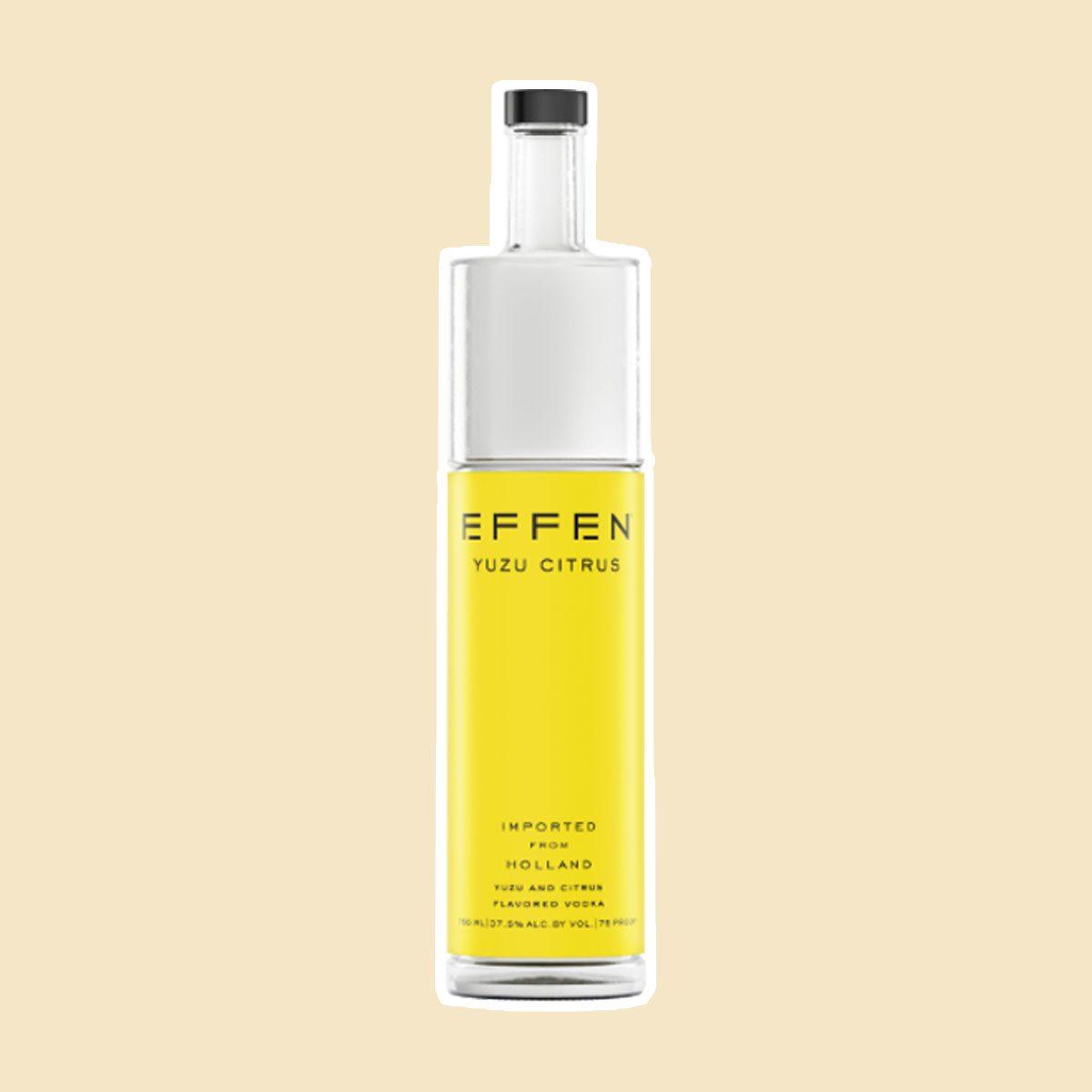 EFFEN Yuzu Citrus Vodka