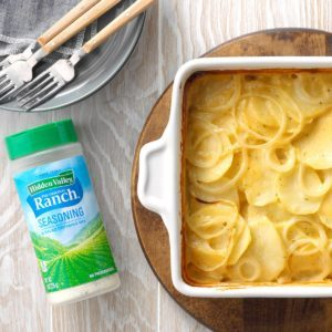 Ranch Scalloped Potatoes
