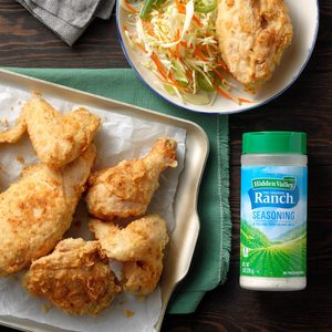 Crispy Ranch Fried Chicken