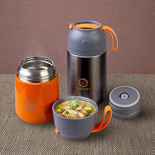 Energify soup thermos