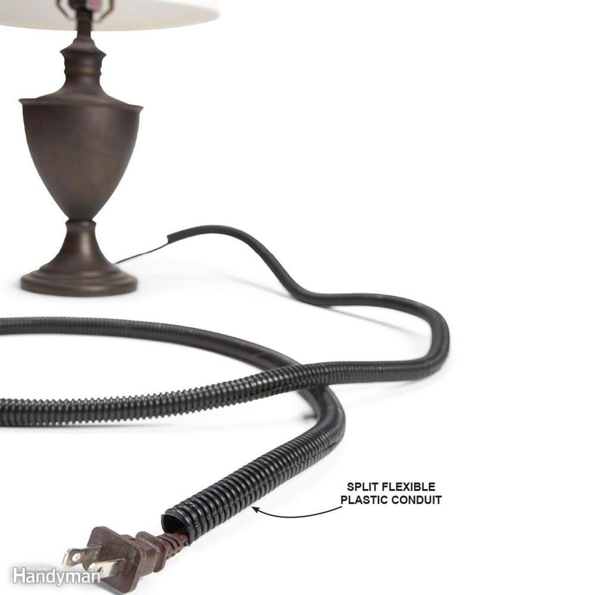 Lamp electrical cords