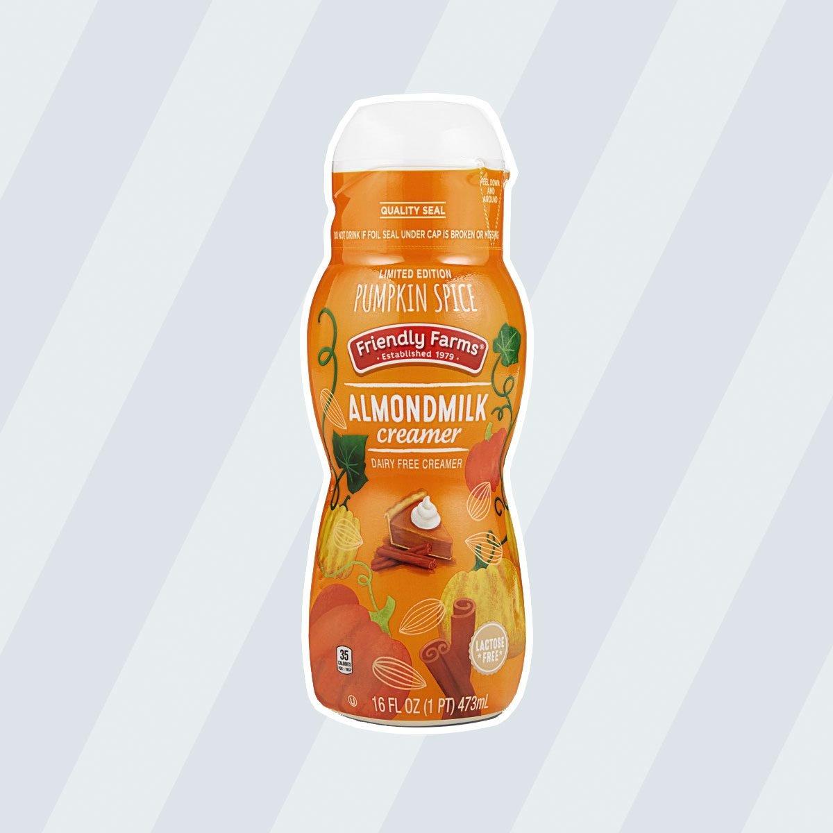 Pumpkin Spice Almond Milk Creamer