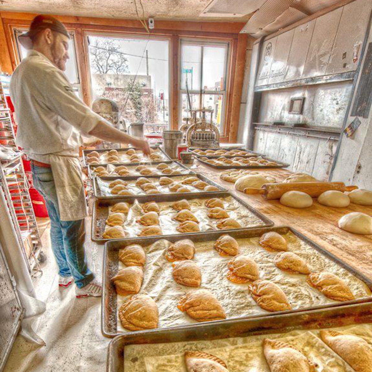 Golden Crown Panaderia