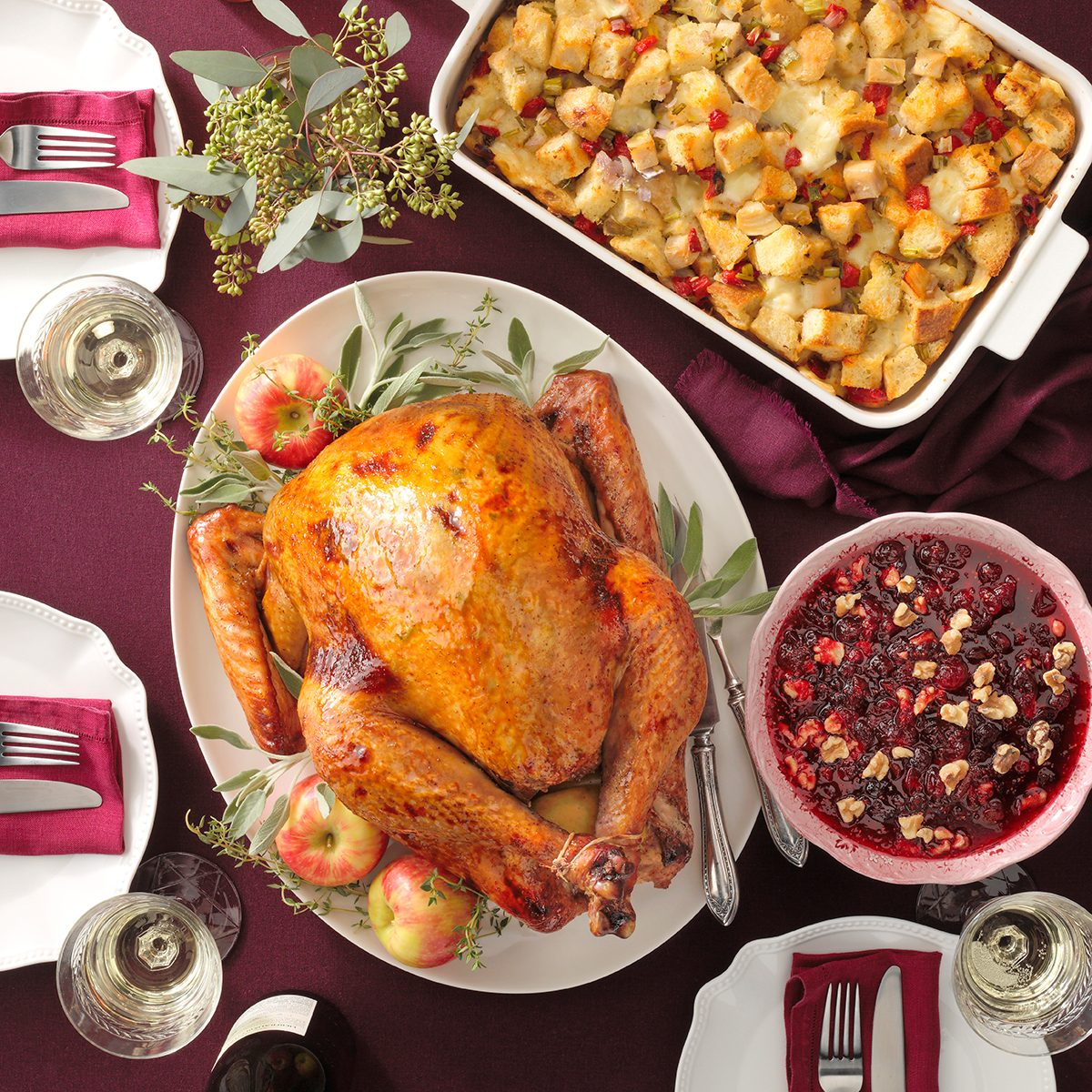 Favorite Thanksgiving Dishes Popular Recipes By State Taste Of