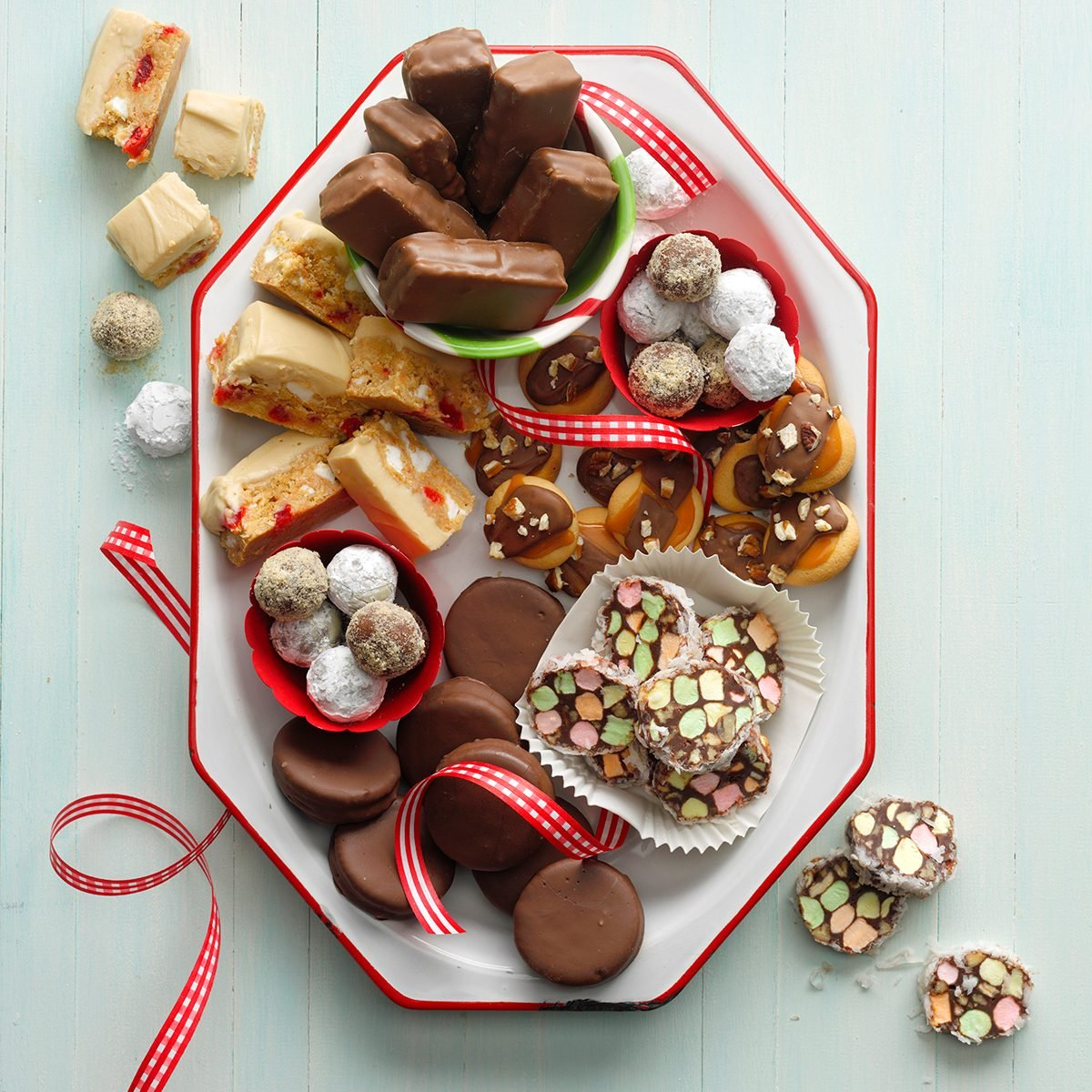 Today's Home Bakers Share Their Secrets to the Best Cookie Platters Ever
