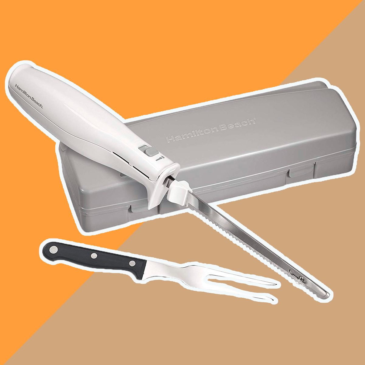 Hamilton Beach Electric Knife for Carving Meats