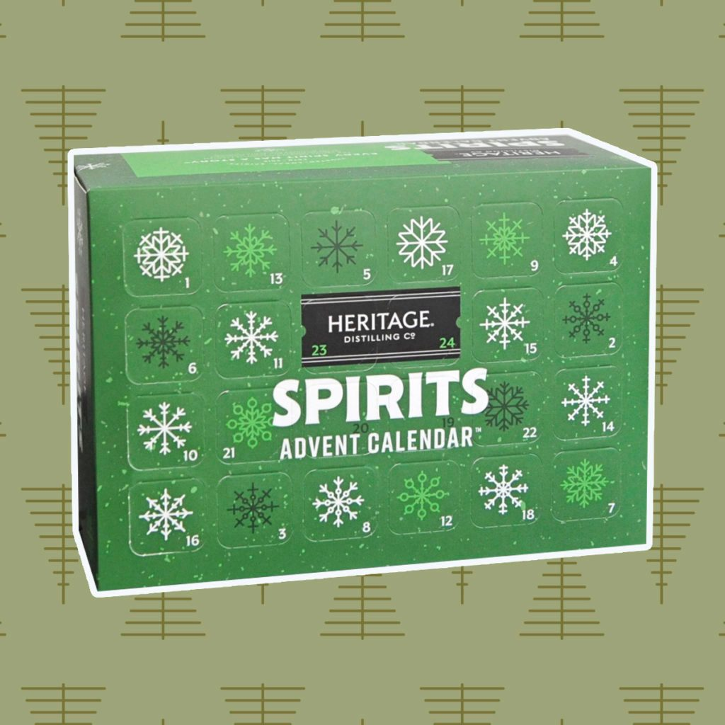 Heritage Distilling Co. Spirits Advent Calendar