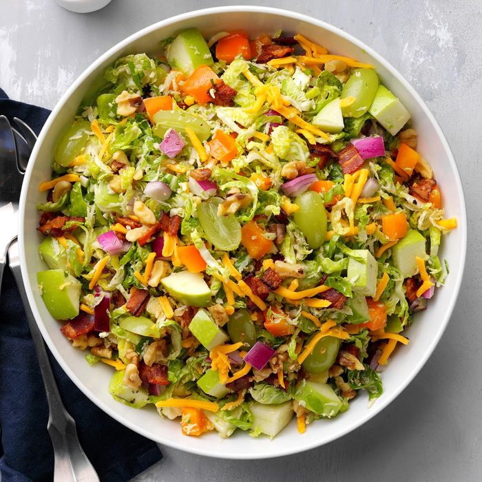 Honey Mustard Brussels Sprouts Salad Exps Tohdj20 237274 B08 02 6b 7